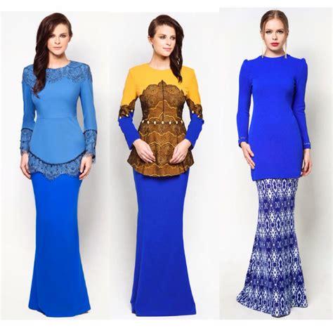 nahandsomegirl fesyen baju kurung moden terkini