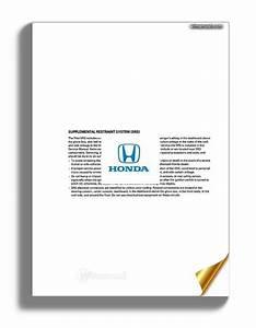 Honda Pilot Service Manual