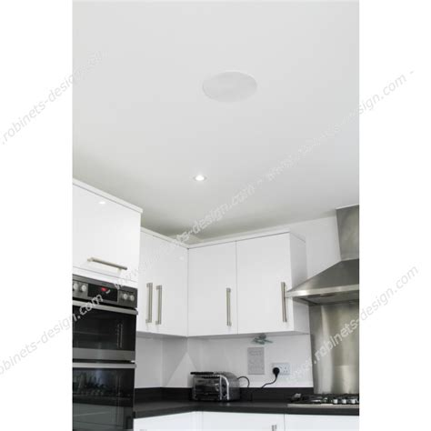 paire enceintes etanche ip44 sp 233 ciale salle de bain 224 encastrer au plafond avec hauts parleurs