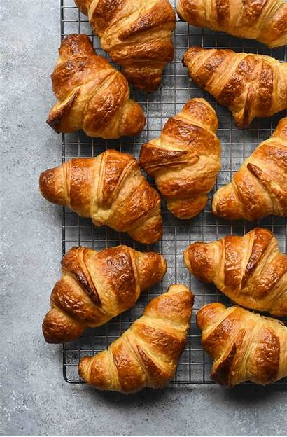 French Croissants Classic Recipe Croissant Recipes Pardonyourfrench
