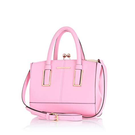light pink suitcase bolsos de trapillo light pink tote bag