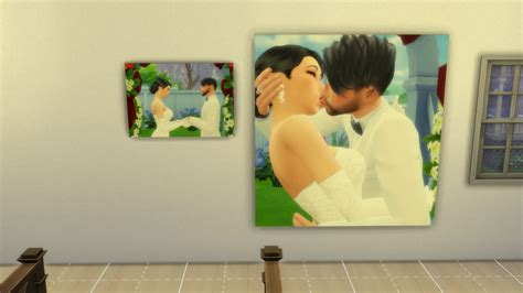 sims    personalize  paintings  screenshots
