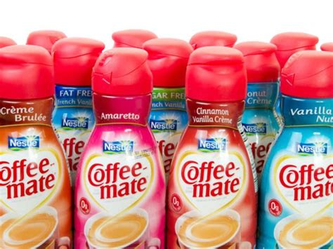 How do these creamers compare to the originals they're designed after? We Try 25 Flavors of Coffeemate | Coffee mate flavors, Creamer flavors, Best coffee creamer