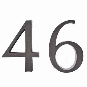 house proud signs and numbers optima metal numbers and With house number letters