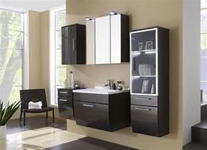 Badmöbel Set Ikea : design badezimmer badm bel badezimmerm bel waschtisch hochglanzfront anthrazit 5tlg neu bad m bel ~ Markanthonyermac.com Haus und Dekorationen