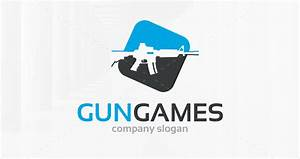 19+ Gun Logo Designs, Ideas, Examples | Design Trends ...