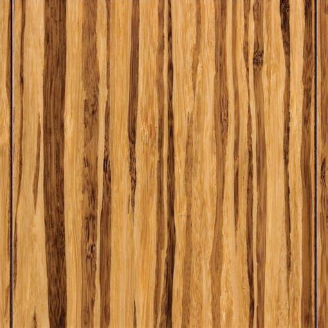 Home Depot Tiger Stripe Bamboo Flooring home legend take home sle strand woven tiger stripe