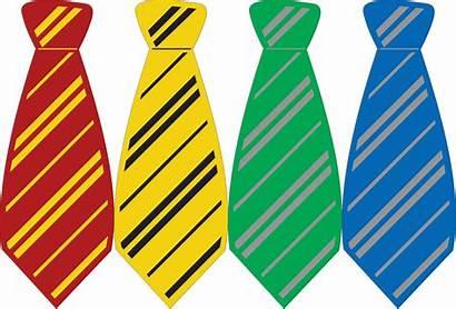 Potter Harry Tie Ties Clipart Svg Transparent