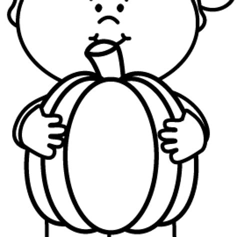 Pumpkin Clipart Black And White Png Transparent Stock Black And White Pumpkin