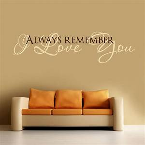 I love you vinyl wall decal words lettering quote