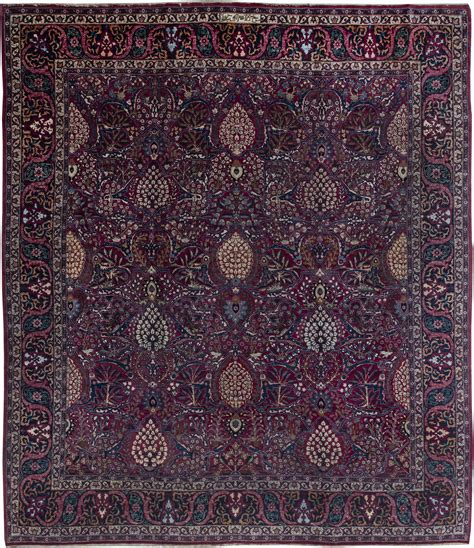 Perser Teppich Muster by Rugs Rug Antique In Purple Color