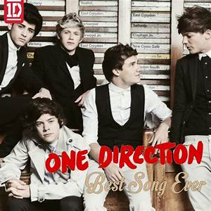 One Direction - Best Song Ever Single / Cover by ...