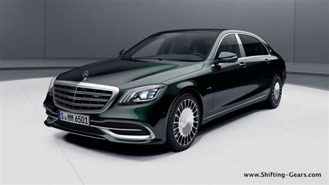 Mercedes-maybach S650 Price Inr 2.73 Crore