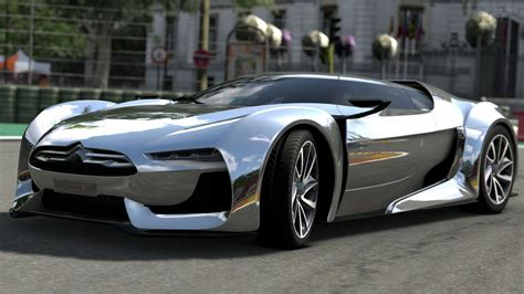 Citroen Gt Road Car