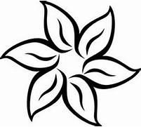 Flower Clip Art Black And White White-clipart-7cakybnpi jpeg  Black And White Flowers Clipart