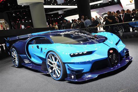 Meet The Bugatti Vision Gt