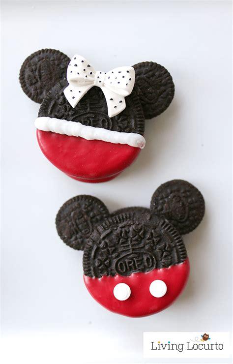 mickey mouse treats diy ideas    adore