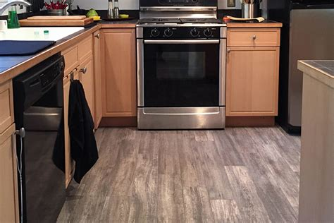 tile flooring whole house rustic kitchen floor renovation