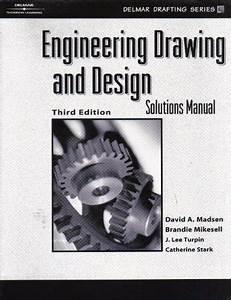 Engineering Drawing And Design Solutions Manual  David