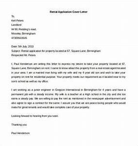 rental application cover letter rental application cover With how to write a cover letter for rental application