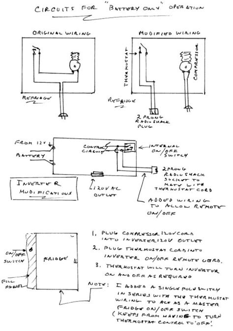 norcold fridge wiring diagram norcold high temperature limit switch v by arprv the norcold