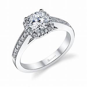 17 best images about sylvie collection on pinterest halo With rogers wedding rings