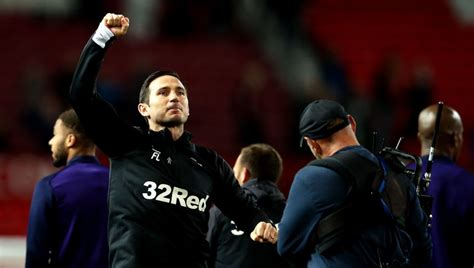 Carabao Cup 4th Round Draw: Frank Lampard Set to Return to ...
