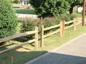 Image of: Wooden Fence Split Rail Fencing Franklin Mt Juliet Some Collections Of Wood Fence Designs And How To Build It