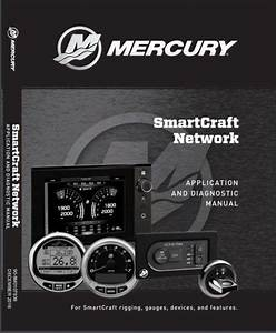 Genuine Mercury  U0026 Mercruiser Parts  Smartcraft Service Manual