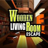 Living Room Escape Walkthrough by Wooden Living Room Escape Walkthrough
