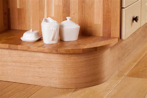 kitchen unit wooden display plinths solid wood kitchen