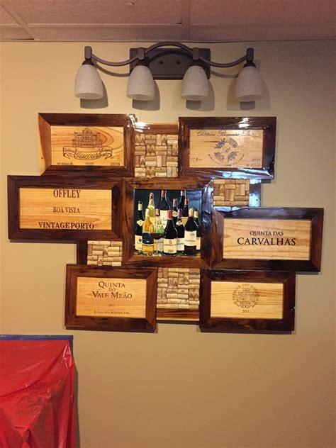 creative works  vintage wine crates homesfeed