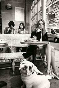 1960s Editorial Fashion Photography