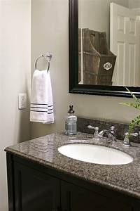small bathroom makeovers Small Bathroom Makeover and Organization Ideas - Clean and Scentsible