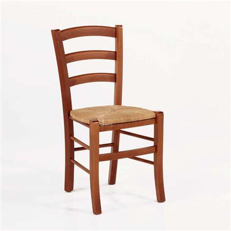 chaise cuisine bois paille chaise rustique en bois et paille brocéliande 4 pieds