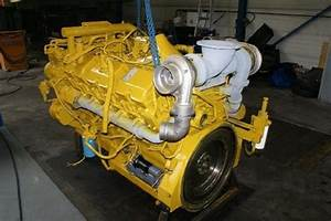 Used Caterpillar C27 Engines Year  2018 For Sale