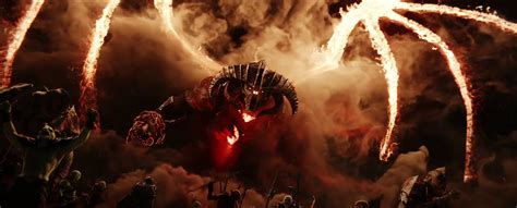 Lord Of The Rings 4k Wallpaper Balrog Wallpaper
