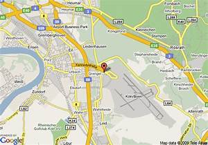 Google Maps Köln : map of holiday inn cologne bonn airport cologne ~ Watch28wear.com Haus und Dekorationen