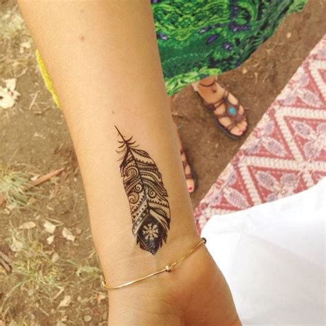 explore  feather tattoo design ideas creativefan