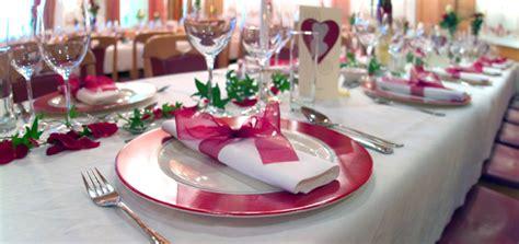 das hochzeitsessen menue oder buffet gastronomie
