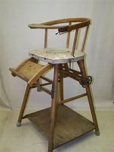 Sitzhöhe Stuhl Kinder : alter kinderhochstuhl kinderstuhl holz kinder stuhl ~ Lizthompson.info Haus und Dekorationen