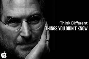 Think Different  14 Things You Didn U0026 39 T Know About Apple