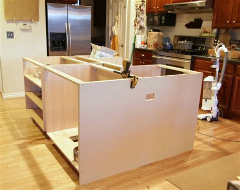 how to build a custom kitchen island easy diy kitchen island ideas the clayton design