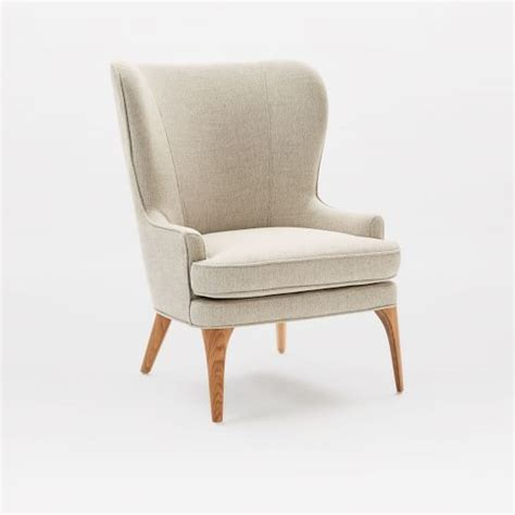 Wing Chair by Owen Wing Chair West Elm