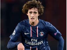 Adrien Rabiot France U21 Player Profile Sky Sports