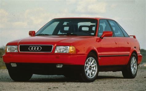 free car repair manuals 1994 audi 90 electronic throttle control used 1990 audi 90 pricing for sale edmunds