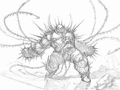 Sketches Draw Fantasy Prescott Reach Magic Drawing