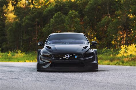 volvo  polestar racer revealed  world touring car