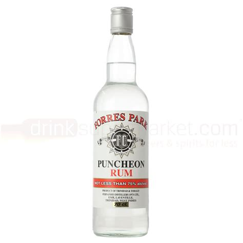 angostura forres park puncheon rum cl drinksupermarket