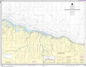 Nautical Charts Of Alaska Noaa Chart 16004